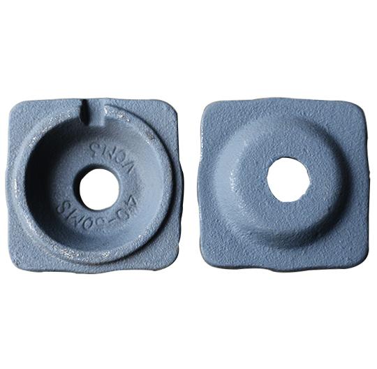 Pump bearing caps