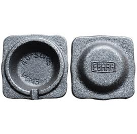 Pump motor bearing caps casting